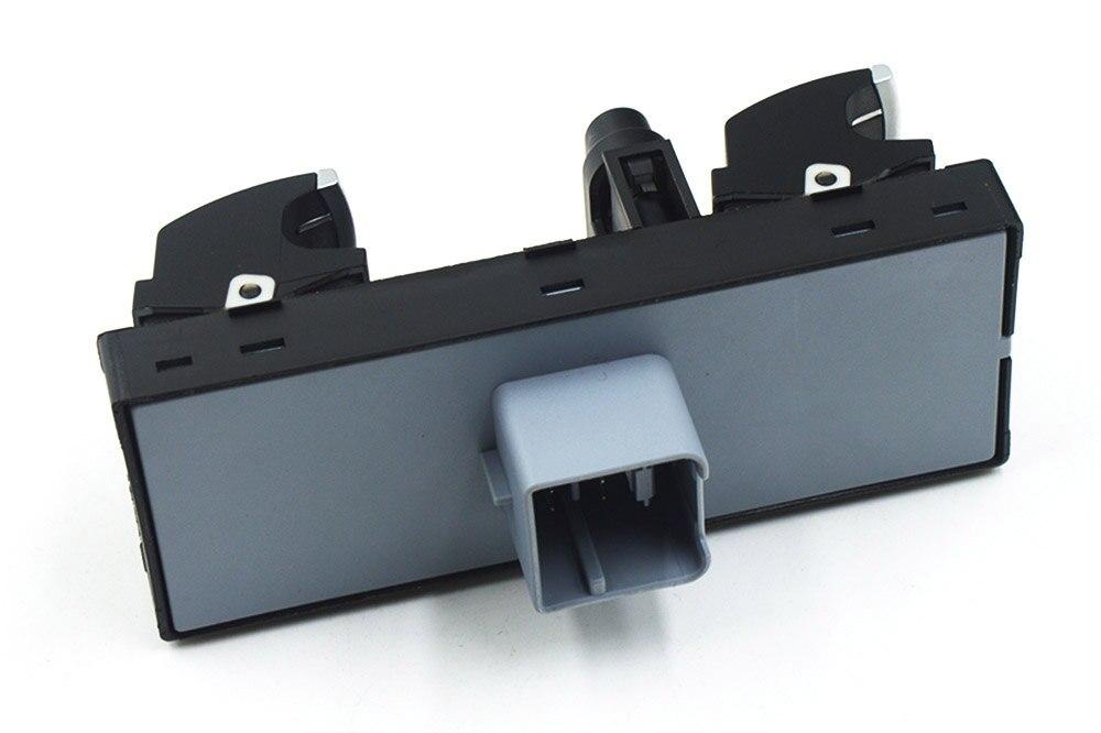 Schwarz Fensterschalter Taster Fensterheber Schalter Für VW Volkswagen Seat