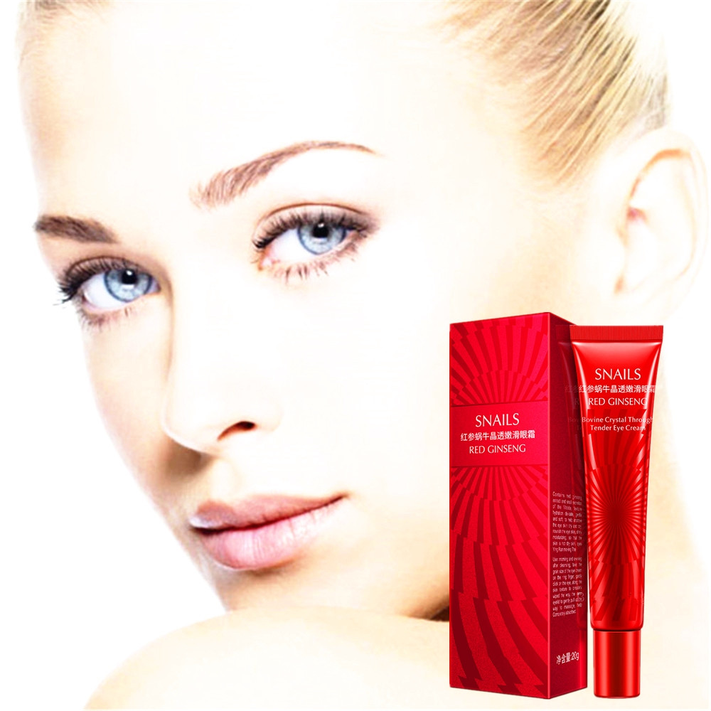 DISAAR 20g/Pcs Eyelid Drooping Lifting Firming Essence Anti-Puffiness Serum Anti Wrinkle Cream  Beauty Eye Cream Soothing Tired