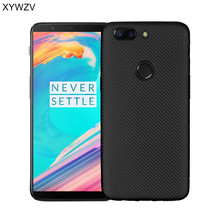 XYWZV Oneplus 5T Case 5.5 Soft TPU Silicone Shockproof Phone For 5t Capa Funda A5000 One Plus A5010 Coque Shell