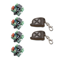 AC220V Wireless Remote Control Switch 1CH 1 CH 10A Relay Receiver Switch Mini Receiver Transmitter