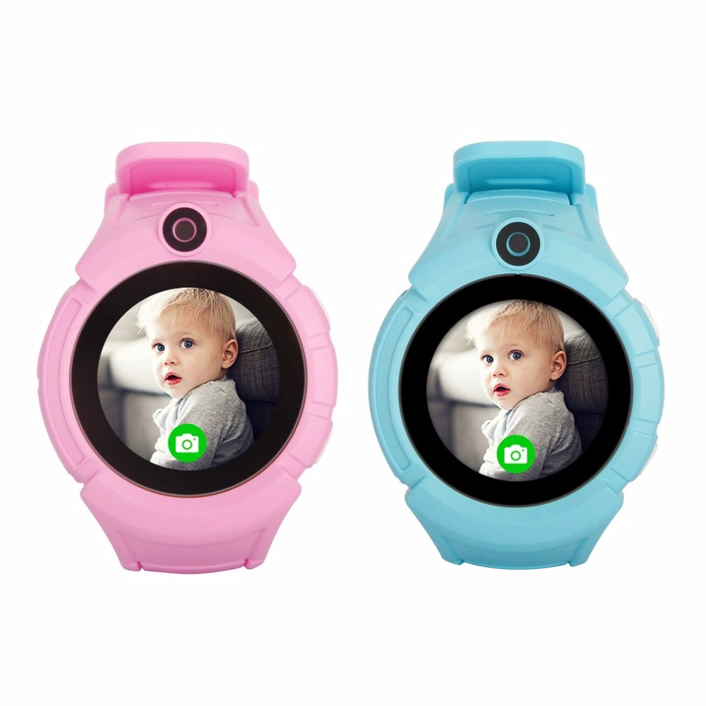 Consumer Electronics Friendly T10 Child Smartwatch Safe-keeper Sos Call Anti-lost Monitor Real Time Tracker Base Station Location Gps Watch Phone Wearable Devices