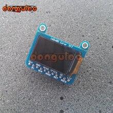 Dongutec 0.96นิ้วTFT 160x80สีTFTแสดงw/M Icrosdผู้ถือฝ่าวงล้อมST7735