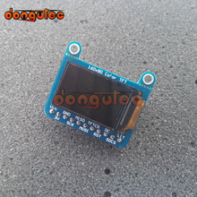 dongutec 0.96 inch  TFT 160x80 Color TFT Display w/ MicroSD holder Breakout  ST7735