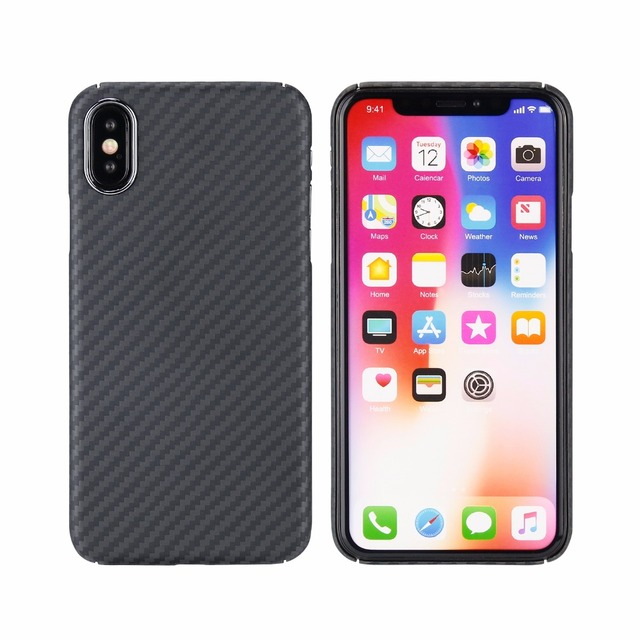 Full Protection Aramid Fiber Case for iPhone X