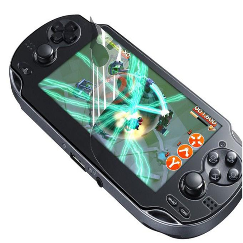 Hot LCD Screen Protective Film Clear For PSVITA