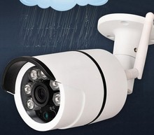 New 1.0 Megapixel Ip Camera , 720P CCTV Camera  H.264 Onvif  Security support TF Card