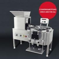 Automatic Stainless Steel Desktop Quantitative Machine YL 2 Automatic Capsule Counter Machine