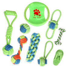 Dog Toys Traning Funny Cotton Rope for Small Puppy Dogs Cats Pet Chew Teeth Clean Supplies