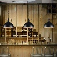 Industrial Elegant Shade Light Pendant Lamp with Chain Hanging Light Kitchen Bar Restaurant Decorative Pendant Lights