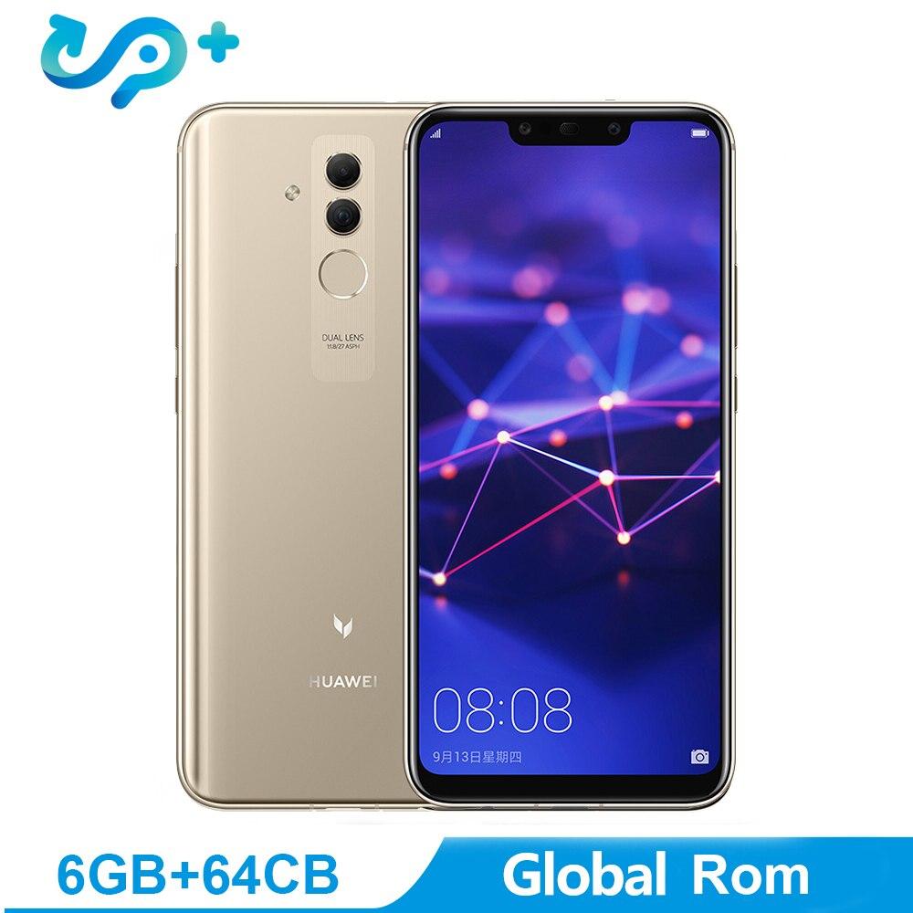 Huawei Maimang 7 Compagnon 20 Lite 6.3 pouces 24MP Quatre AI Caméra Double SIM 6 GB 64 GB 9 V /2A chargeur rapide 3750 batterie mah Smartphone