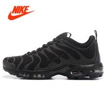 Оригинальный Новое поступление Аутентичные Nike Air Max Плюс Tn Ультра 3 м Для мужчин дышащие кроссовки Спорт на открытом воздухе кроссовки 898015-002