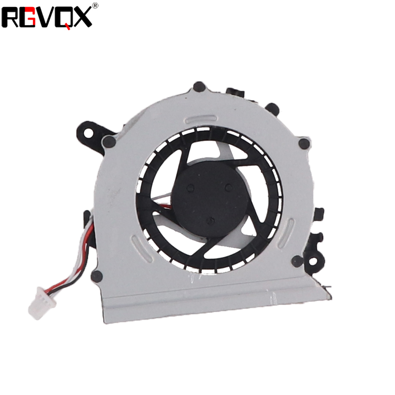 Купить с кэшбэком New Laptop Cooling Fan for Samsung NP530U3C 530U3B 535U3C 540U3C 532U3C 542U3X Original PN: DFS451205M10T CPU Cooler/Radiator