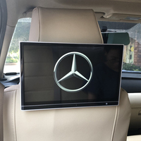 12.5 Inch 12V TV In The Car Screen Android 7.1 Headrest DVD Payer With Monitor For Mercedes GLC Rear Seat Entertainment System