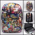 Gravity Falls Backpack School Bag cosplay print men women leisure bag Travel bag