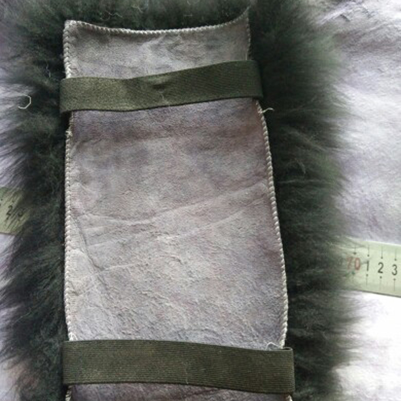 HuiER Avstralija Debele čisto volnene prevleke za avtosedež - Dodatki za notranjost avtomobila - Fotografija 6