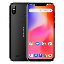 Ulefone S10 Pro Android 8.1 5.7 inch 19:9 MT6739 Quad Core Mobile Phone 2GB RAM 16GB ROM 13MP+5MP 4G Smartphone Face Unlock