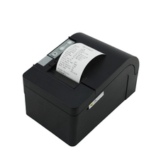 Thermal pos 58mm themal receipt printer with auto cutter & big gear wheel USB/Ethernet impresora de ticket termica HS-t58kc