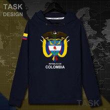 7028a1433 Colombia Colombian COL CO mens hoodie pullovers hoodies top men hip hop  sweatshirt streetwear clothing tracksuit