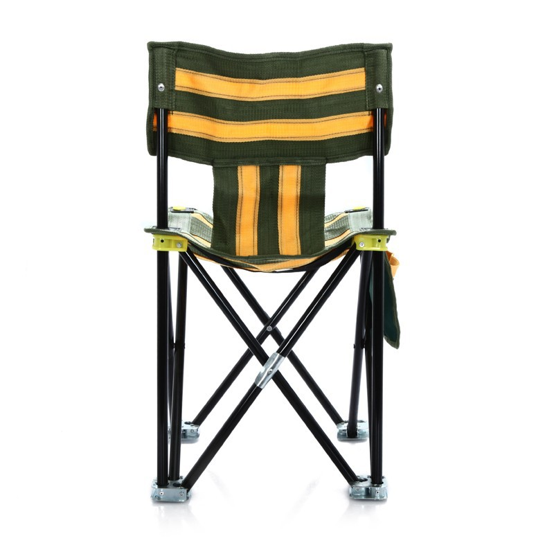 Outdoor Folding Chairs Portable Multifunctional Foldable Chair Outdoor Sketch Stool Chair for Fishing Chair 80 5 x 40 x 40cm home foldable multifunctional storage stool folding stool holder organizer storage stool box black 22