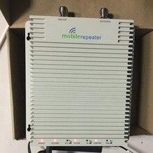 معزز إشارة ثلاثي الموجات 900 1800 2100 GSM DCS WCDMA 2g 3g 4g LTE معزز إشارة ثلاثي الموجات 900mhz 1800mhz 2100mhz مكبر للصوت للهاتف المحمول