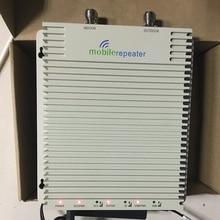 Tri Band משחזר 900 1800 2100 GSM DCS WCDMA 2g 3g 4g LTE Triband אות מאיץ 900mhz 1800mhz 2100mhz הסלולר מגבר