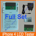 Pantalla lcd de pantalla táctil digitalizador tester para iphone 4 4g 4s