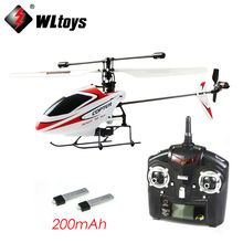 Newest WLtoys WL Upgraded Version V911 4CH 2.4G Single Blade Propeller Mini Radio RC Helicopter w/GYRO RTF Outdoor