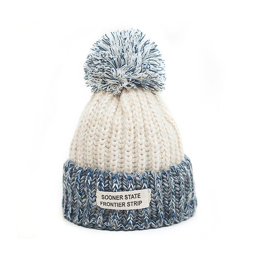 500d0889 US $4.99 |2017 Women Autumn Winter Hats Beanies Knitted Crochet Hat Warm  Woolen Fur Pompons Female Girls Laddies Skullies Bone Bonnet F15-in Women's  ...
