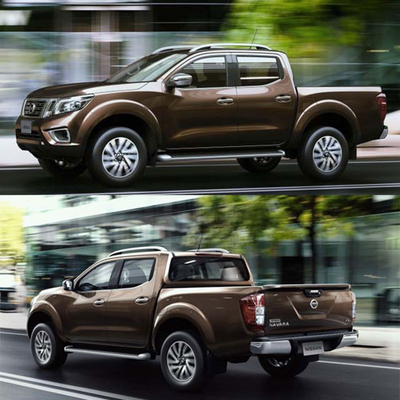 US $239 87 35% OFF front body kits For Nissan Navara Frontier 2017 front  bumper for Nissan Navara 2016 bumper for nissan np300 d23 2015 2019  Ycsunz-in