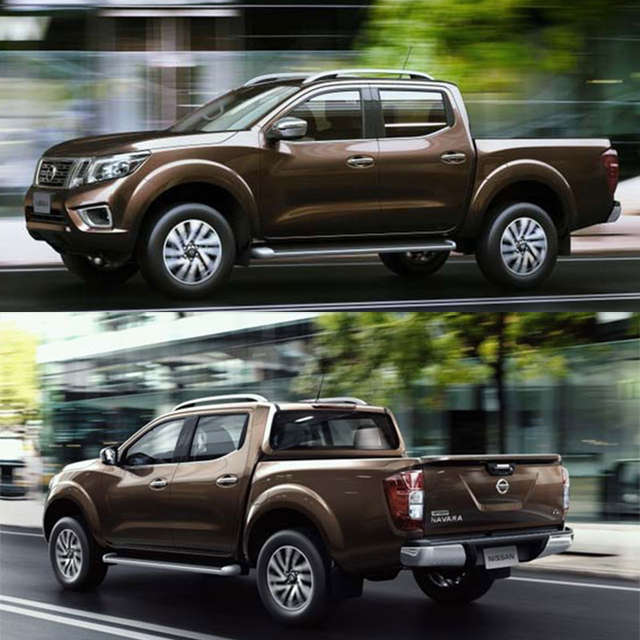 Online Shop Front Body Kits For Nissan Navara Frontier 2017 Front