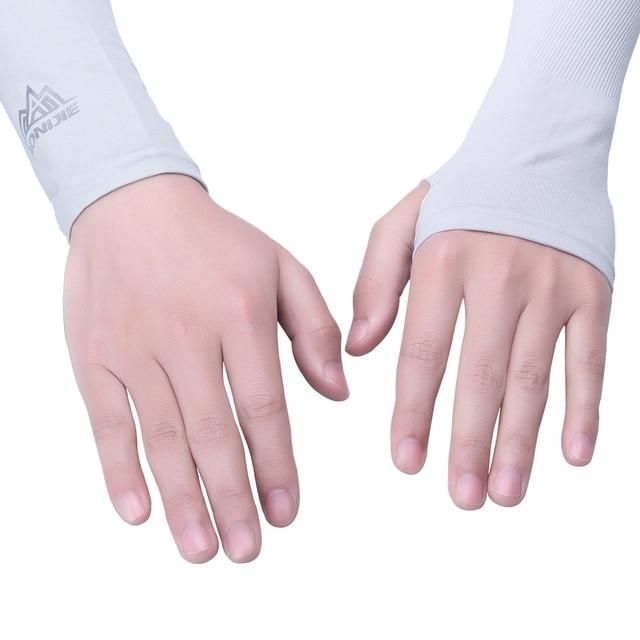 AONIJIE E4036 UV Sun Arm Sleeve Cover Arm Warmer 2