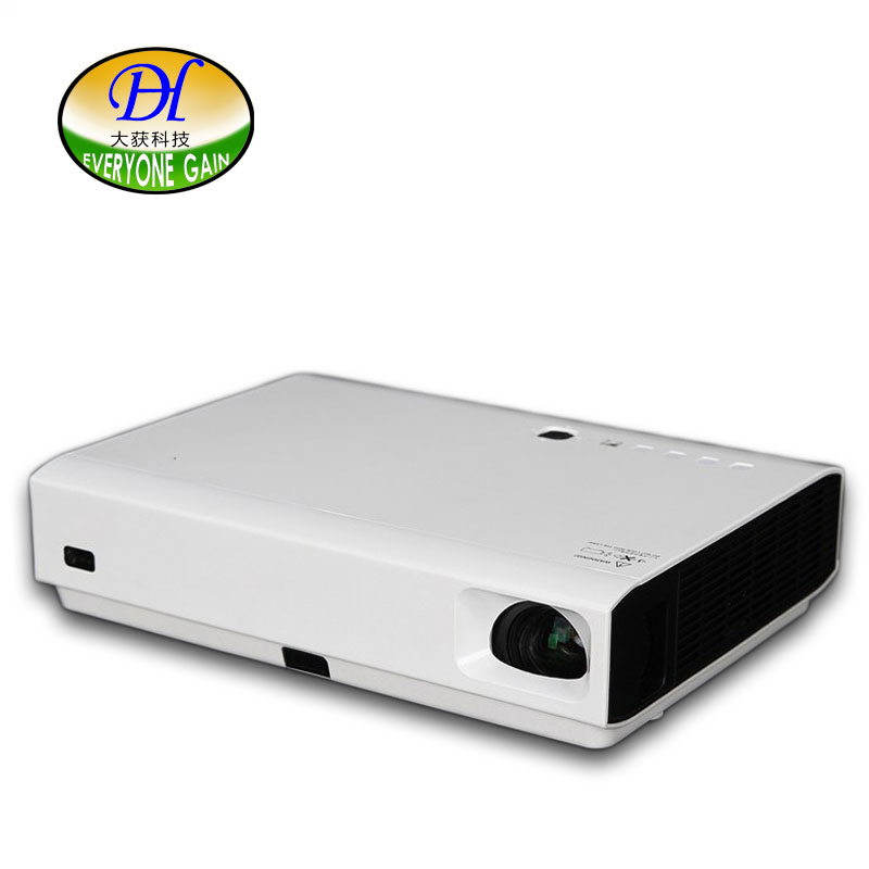 Everyone Gain Laser Projector DLP 3D Projector Android OS Wifi Bluetooth Proyector For Business Office Home Beamer DH-A900 everyone gain blu ray 3d smart android projector wifi bt dlp tv led home theater proyector with touch button dh a70 beamer