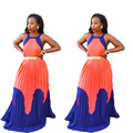 2017 Bazin Riche African Dresses For Women In Clothing New Arrival Time-limited Polyester Fashion Sexy Clothes
