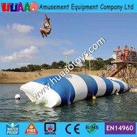Free shipping 12*3m water blob jump for sale(Free pump + repair kits)