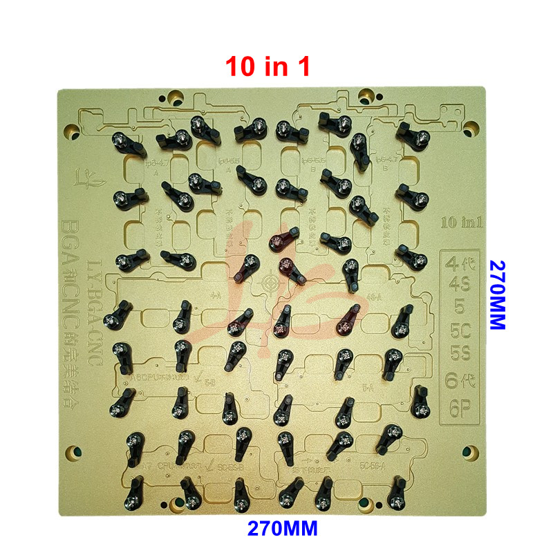 CNC 10 in 1 mobile mould and mobile jig for apple mobiles IP4,IP5,IP6,IP6 Plus for ic cnc router 3d model relief for cnc in stl file format animals and birds 2