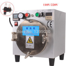 1PC High Pressure Mini Autoclave LCD Air Bubble Remover Air Bubble Remove machine  for Glass Refurbishment