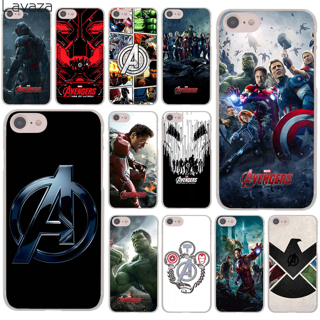 custodia iphone 8 plus avengers