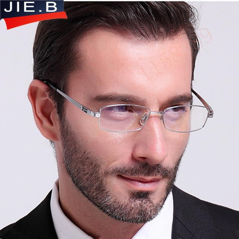 Ren titanium glasögonramar män optiska glasögon ram märke - Kläder tillbehör - Foto 1
