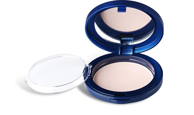 Aurelife New Pressed Powder makeup translucent powder oil-control natural ingredient setting powder brighten waterpro