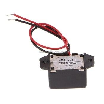 DC 12V 85dB Mini Electronic Alarm Buzzer Constant Tone Dropship