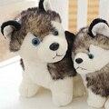 New Stuffed Animal Soft Plush Small Siberian Husky Dog Puppy Cute Toys Little Dog Doll Kids Gift Pillow Lovely Plush DollsWW99