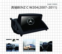 touch screen android multimedia Player car monitor for mercedes benz C200 w204(2005 2012) Support Mirror Link with gps navigator