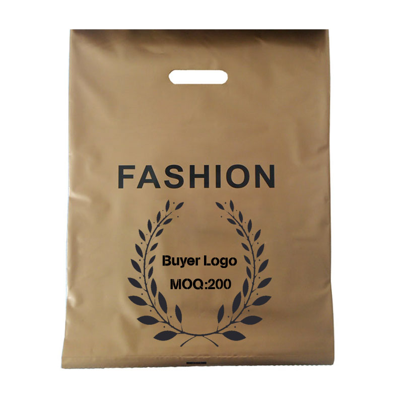 Custom Logo Shopping Bag 30x40cm pack of 200 Jewelry Makeup Pouch Garment Mask Wig Phone Glasses