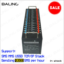 16 portas piscina modem Q24plus wavecom gsm moden(China (Mainland))