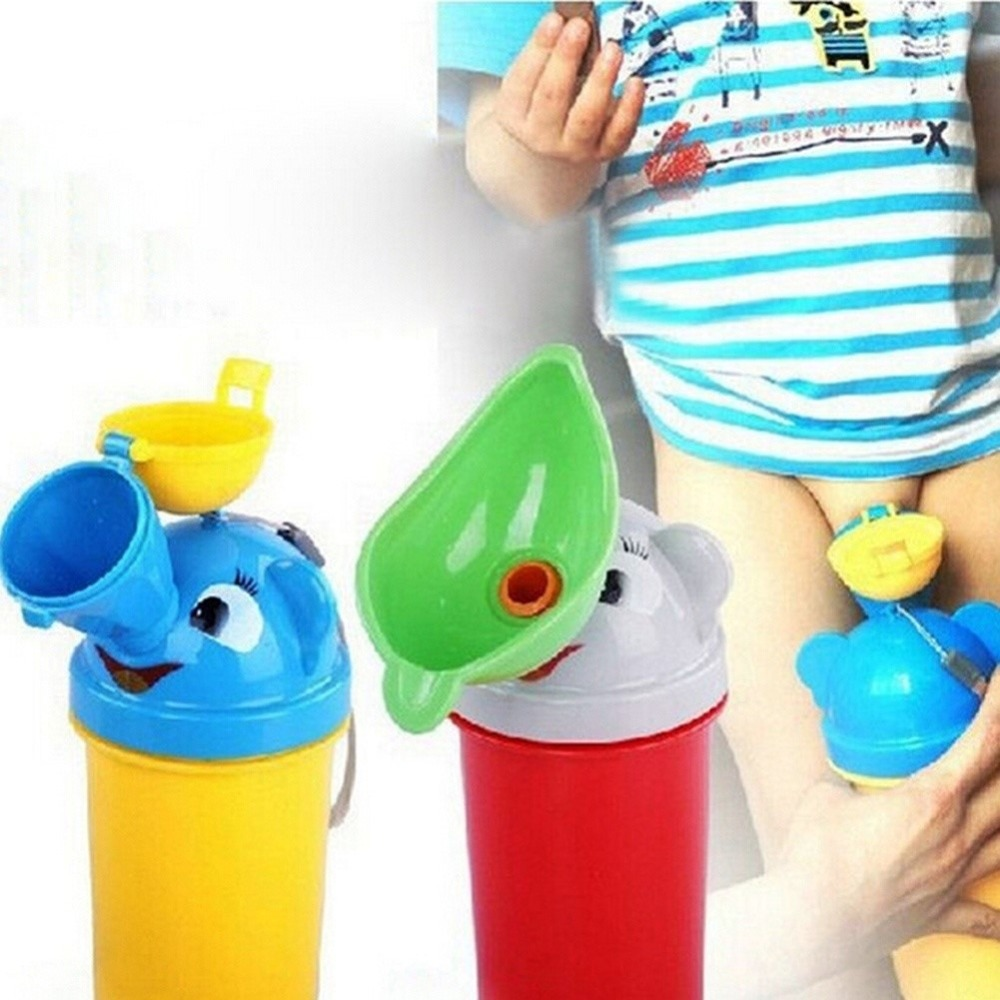 Urinal Plastic Toilet Car And Baby Leak-Proof Portable Men Child Women