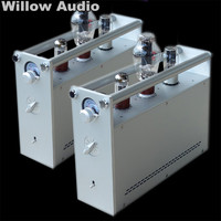 Finished product A80 300B single ended tube amplifier left and right channel separation pure class A tube amplifier noble voice