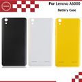 For Lenovo A6000 Battery Case Cover Original Hard Bateria Protective Back Cover Replacement For Lenovo A6000 Lemon K3 K30-T k30W