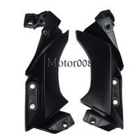 Black Side Frame Mid Cover Panel Fairing Cowl for 2004 2005 2006 Yamaha YZF R1