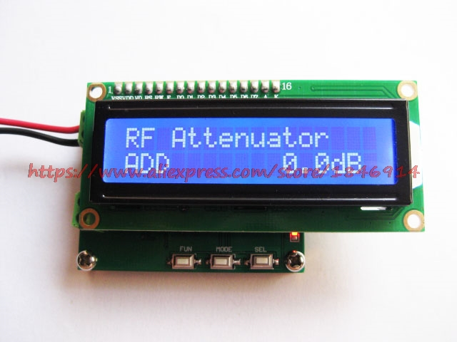 HP360  RF Power Meter 0.1~2.4GHz