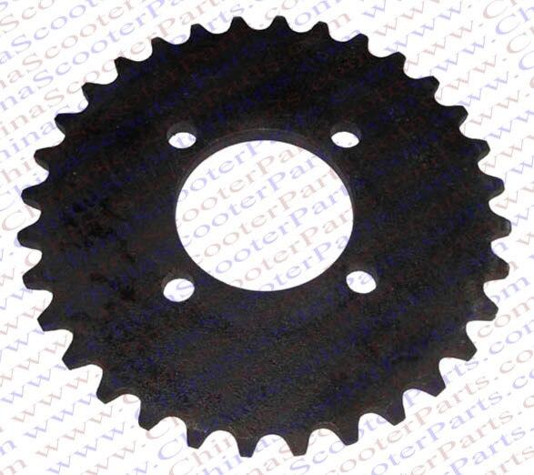 32 Tooth 420 64mm Rear Sprocket Pit Dirt Bike Parts ATV Go Kart 50CC 70CC 90CC 110CC 125CC 150CC